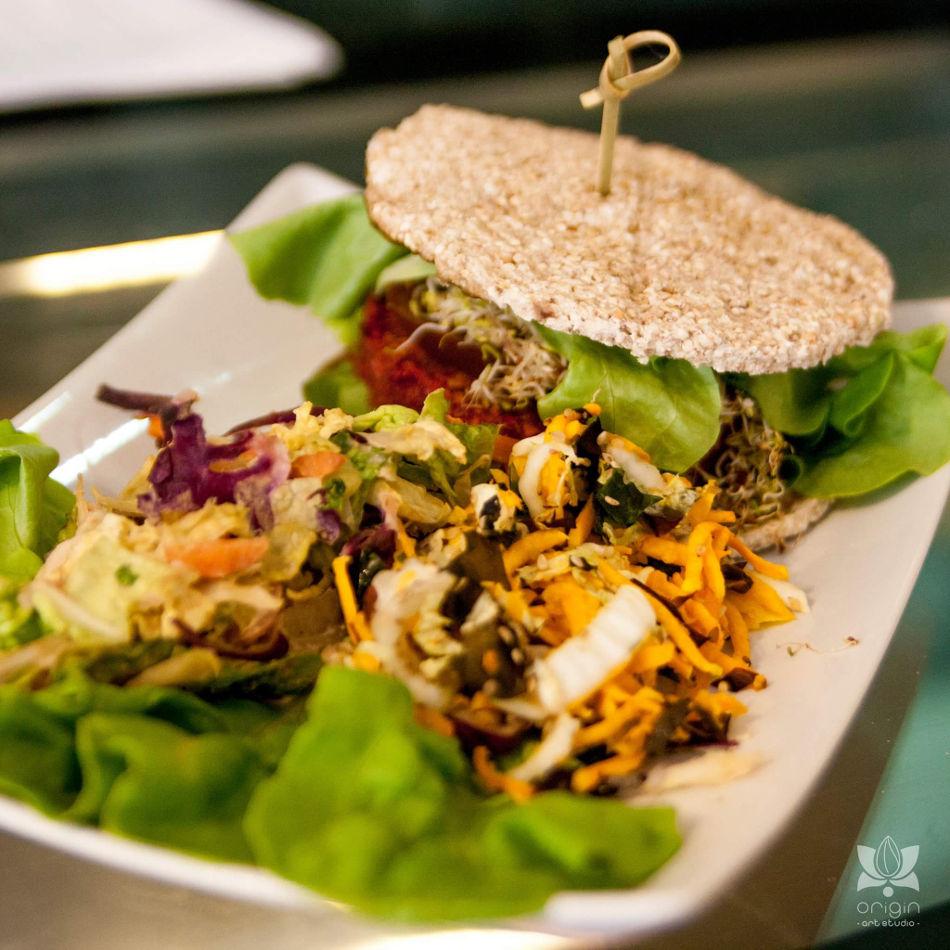 restaurant vegan à Toulosue