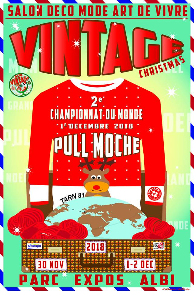Championnat du monde de pull moche