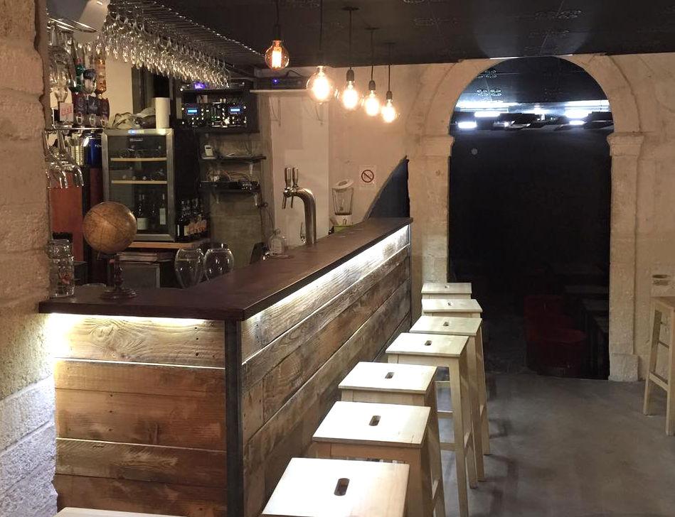 bar à vin à Montpellier