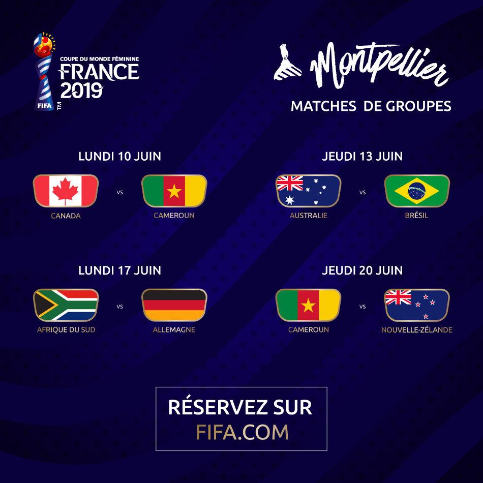 tirage au sort FIFA 2019