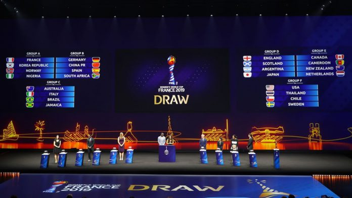 Tirage au sort de la Coupe du Monde Féminine de la FIFA