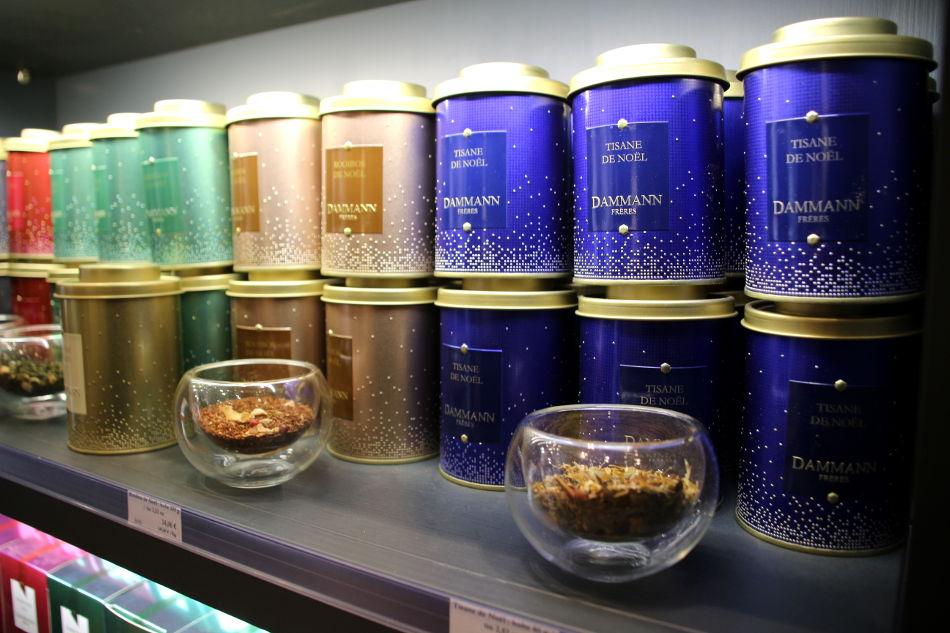 boutique de thé à Toulouse
