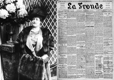 droits des femmes Marguerite Durand