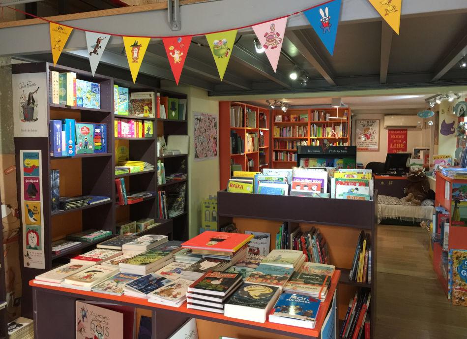 librairie à Montpellier