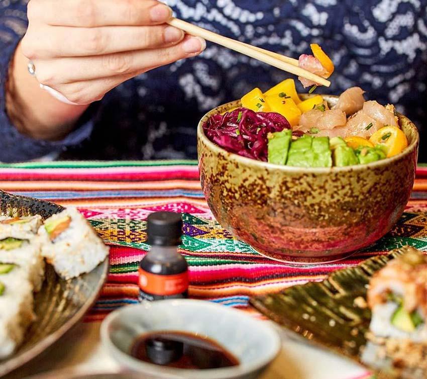 sushi à Montpellierr