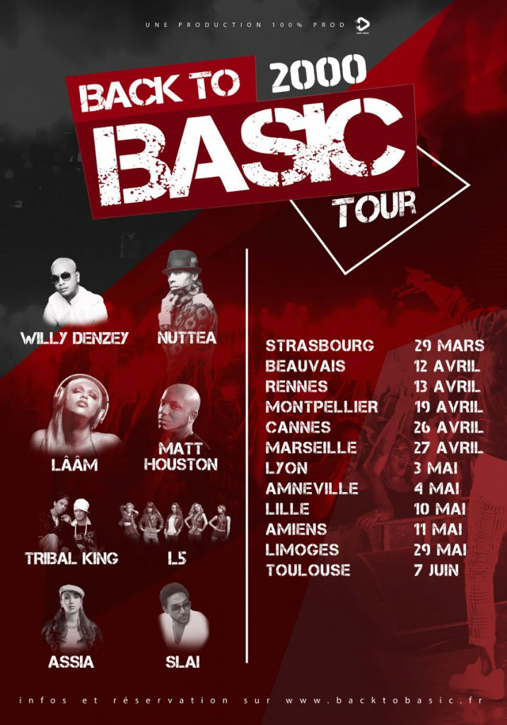 Back To Basic Tour 2019