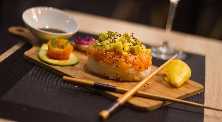 sushi à montpellier