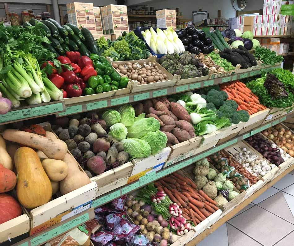 épicerie bio à Toulouse