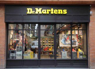 Doc Martens à Toulouse