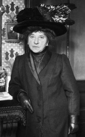 droits des femmes Hubertine Auclert