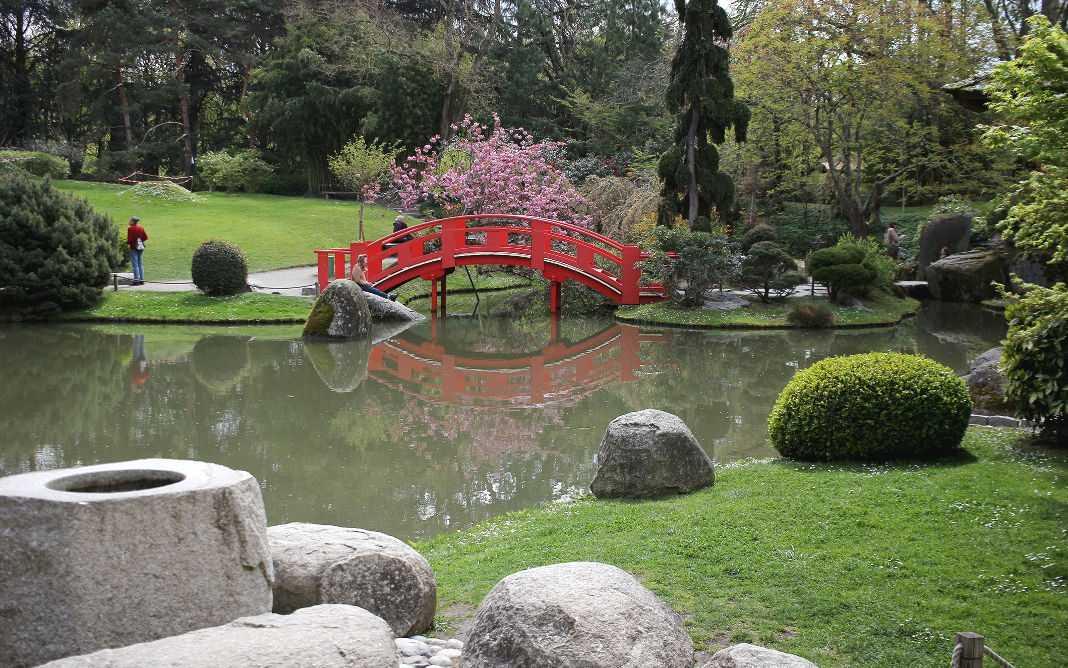 Jardin Japonais A Toulouse Voyage Au Pays Du Soleil Levant Grizette