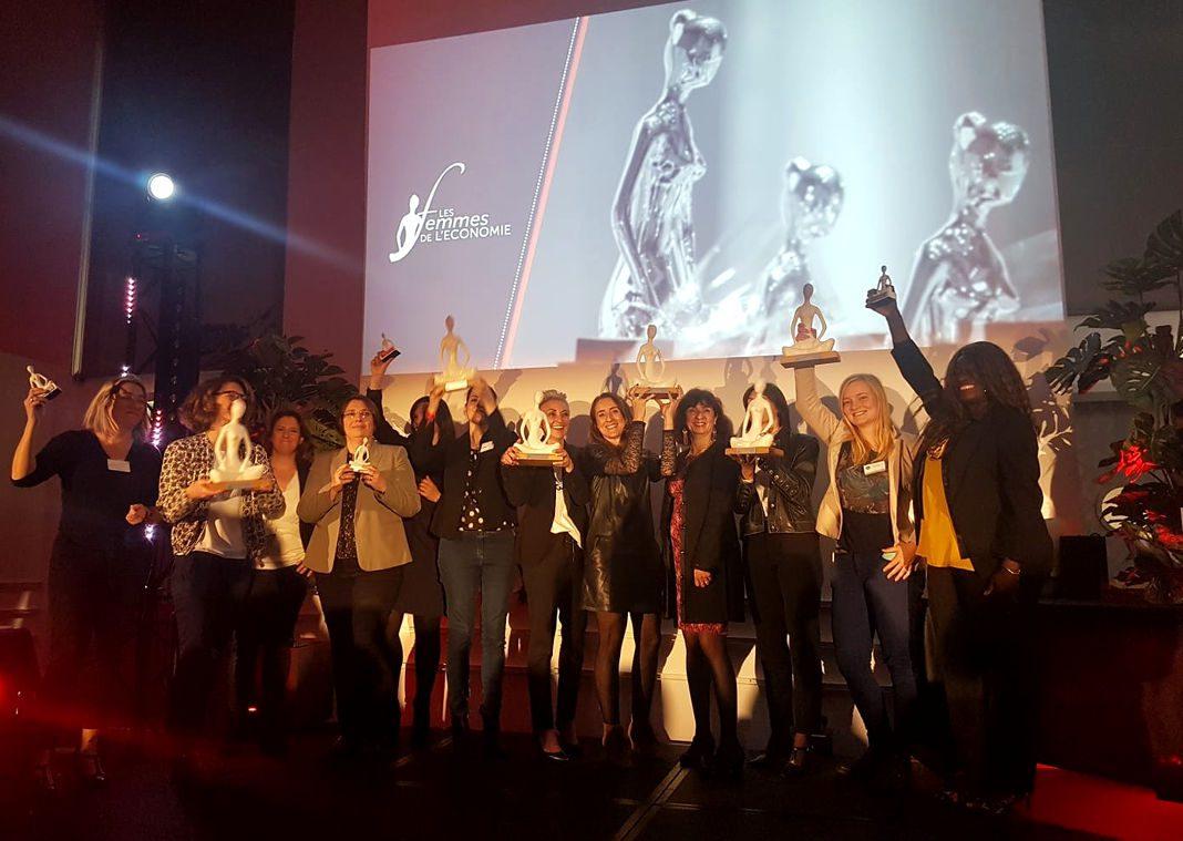 Trophées des Femmes de l'économie 2019
