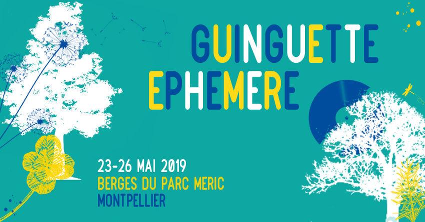 Guinguette Éphémère ©Nouvelle Guinguette