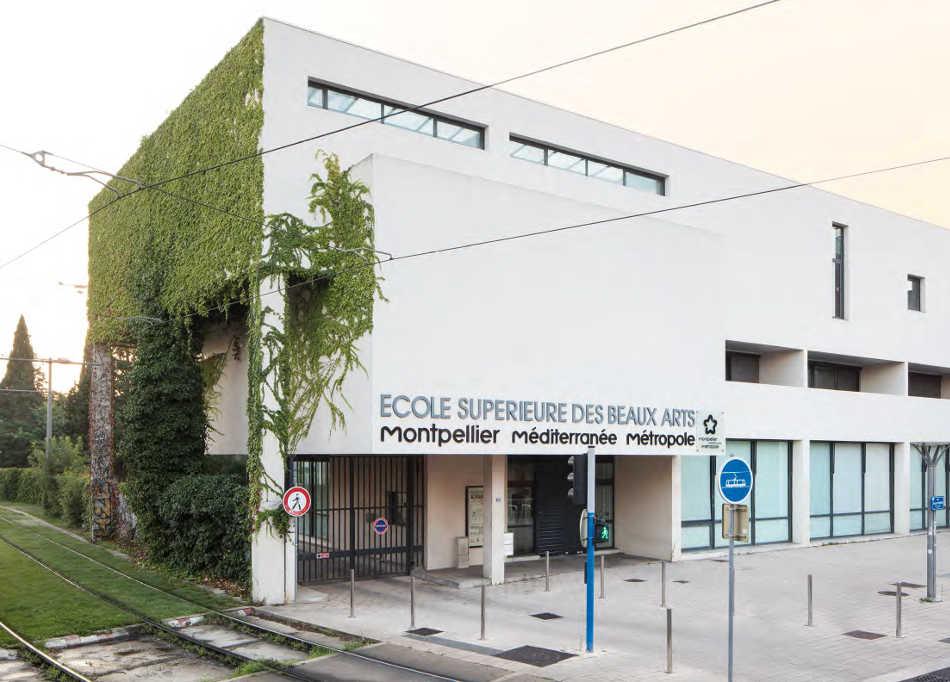 École Supérieure des Beaux Arts