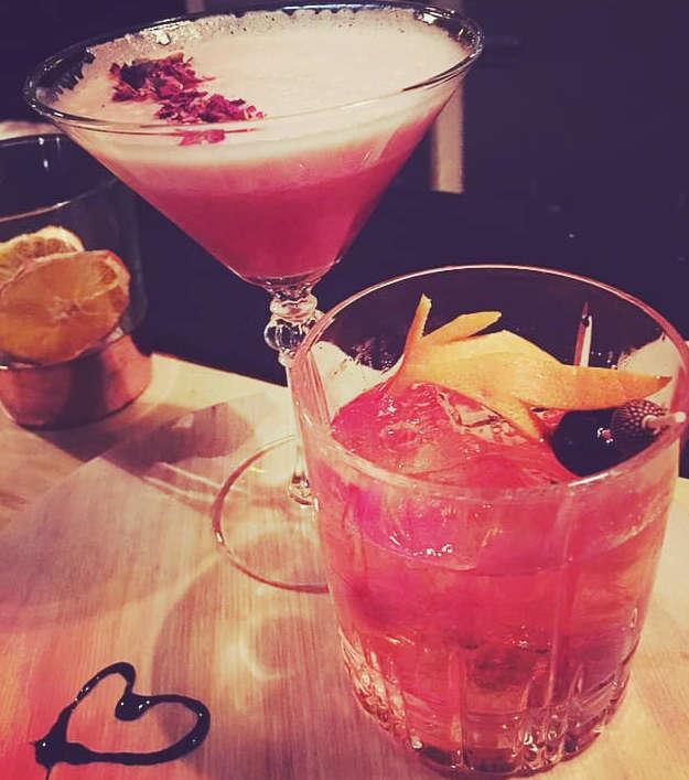 Bar à cocktail à Toulouse