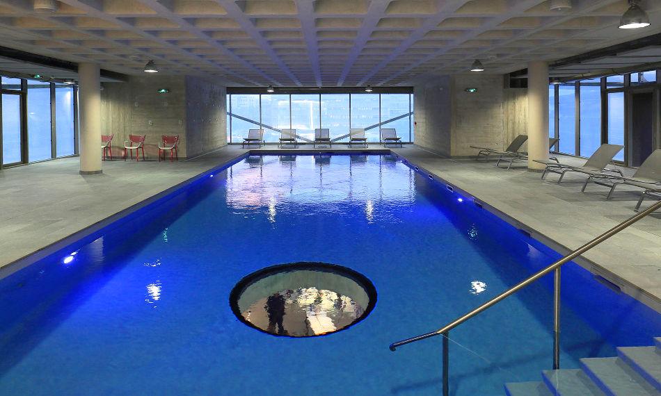 piscine à Montpellier