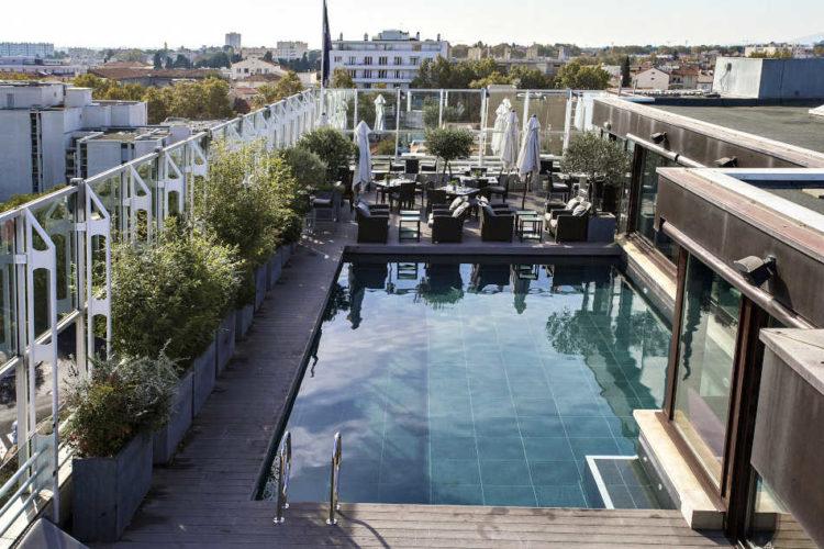 rooftop à Montpellier