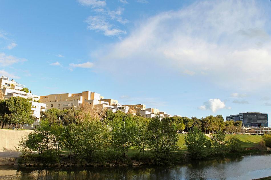 courir à Montpellier