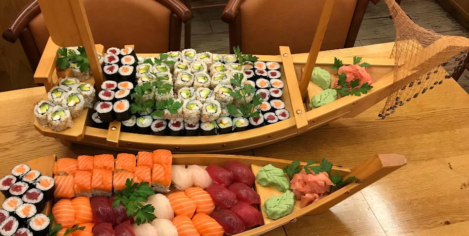 sushi à Toulouse