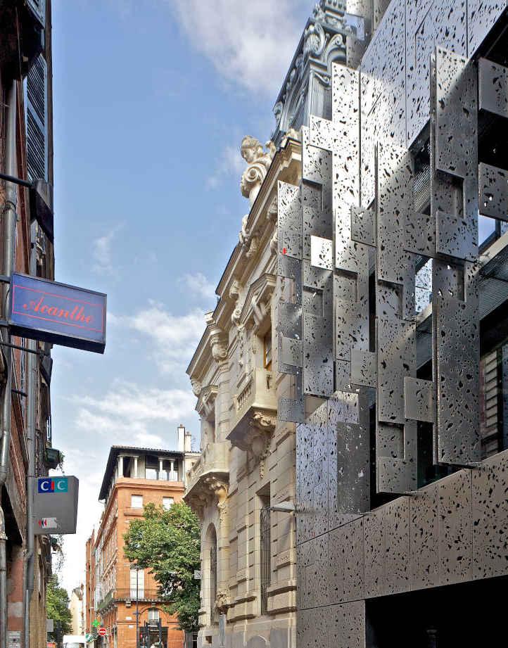 Quartier des Carmes Toulouse