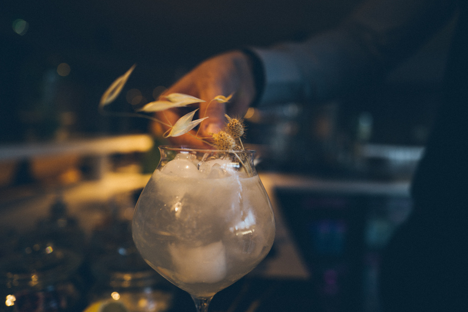 cocktail à Montpellier
