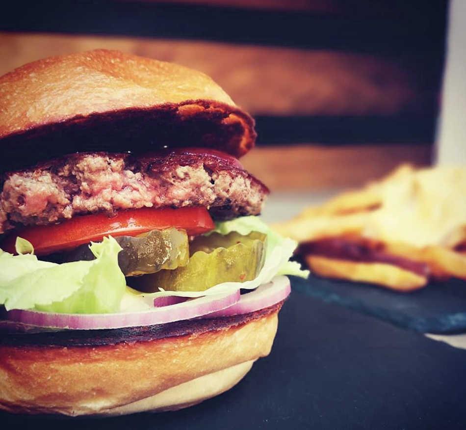 burger à Montpellier