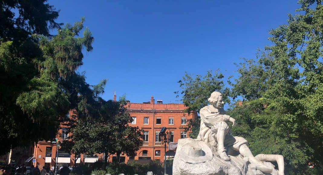 Place Wilson - Quartier Saint-Georges Toulouse