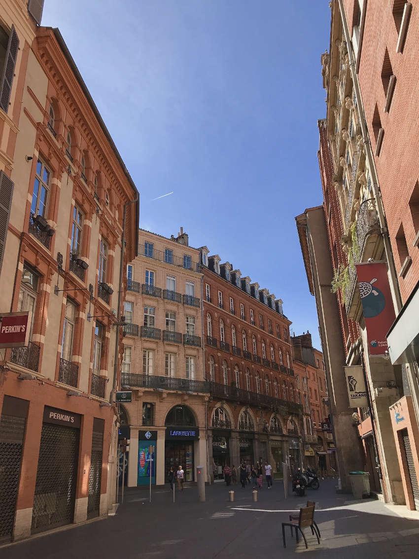 Quartier Saint-Georges Toulouse
