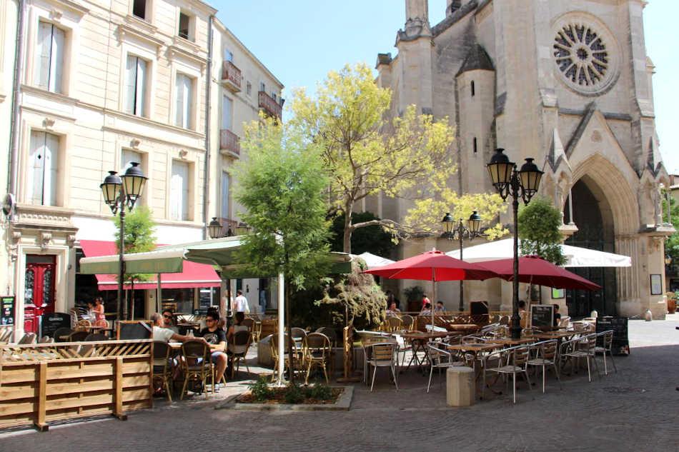 Quartier Sainte-Anne Montpellier