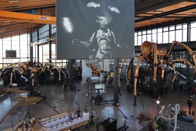 Halle de La Machine à Toulouse