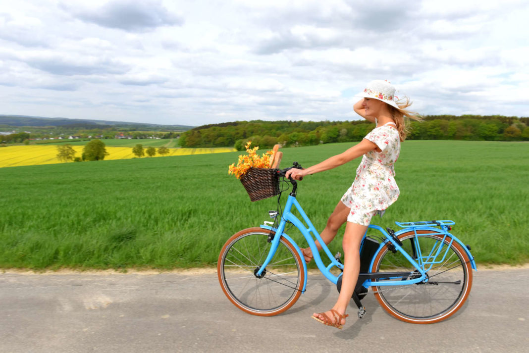 vélo électrique à Toulouse