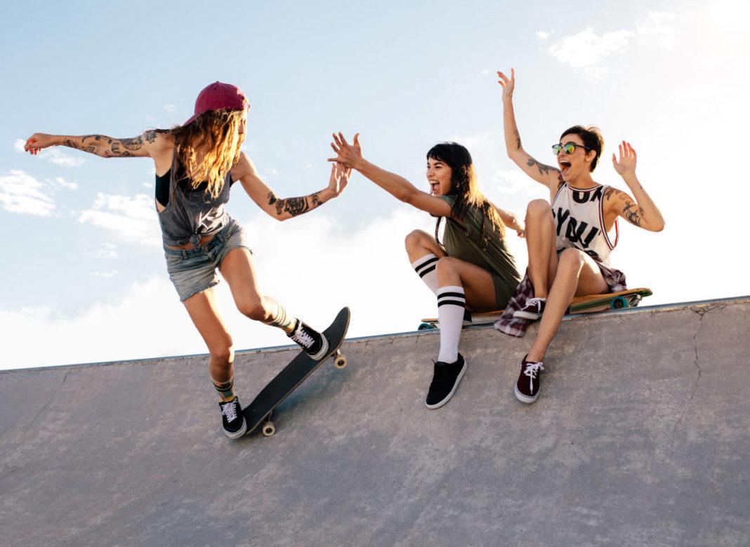 Skatepark à Toulouse