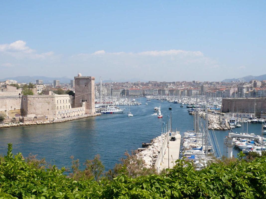Vieux-Port à Marseille