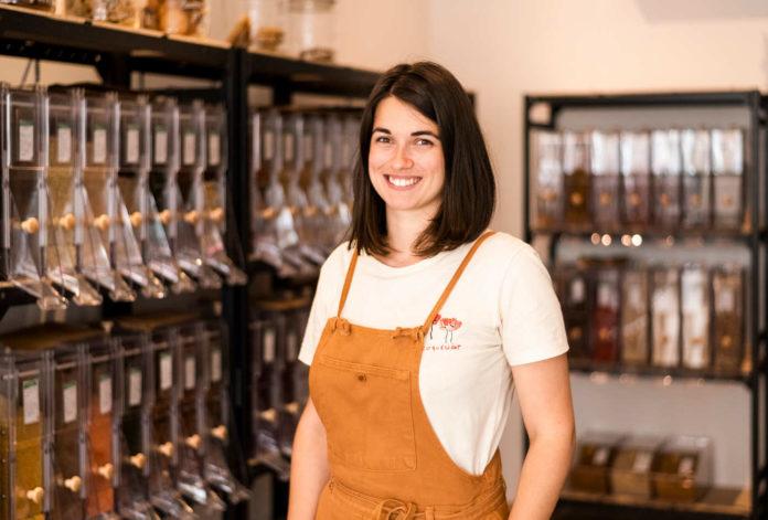Julie Ragné Épicerie Kilo Vert Toulouse