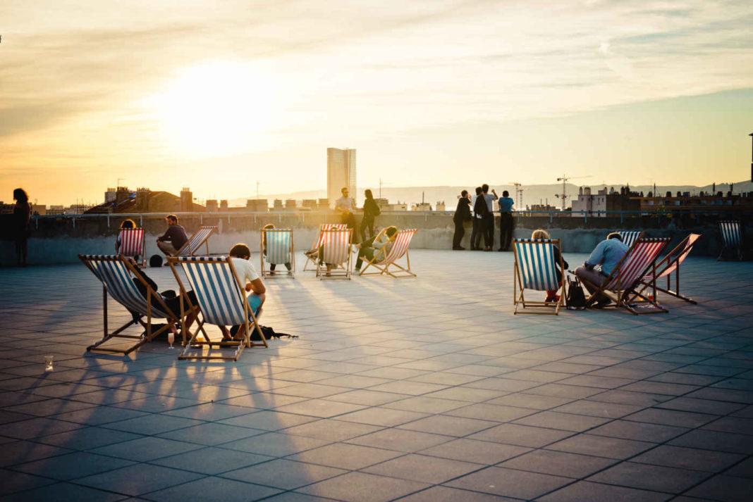 Rooftop à Marseille